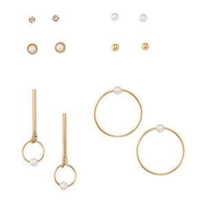 Pearly Earring Pack